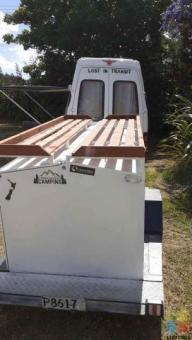1992 home built trailer