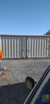 Container repairs and Modifications