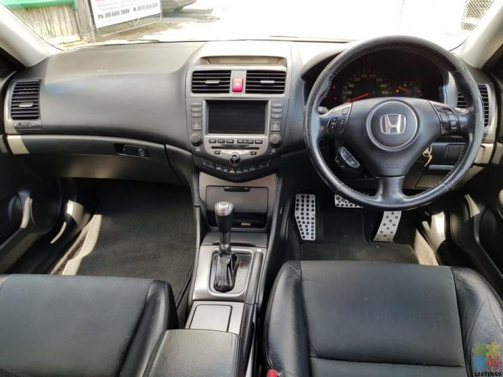 2006 Honda Accord - 1/2
