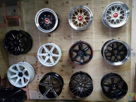 January 2021 Big sale on Mag wheels combo from $15 a week-