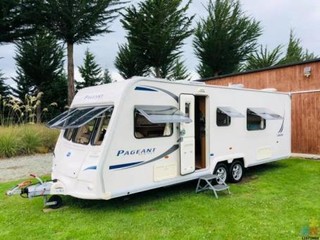 2009 Bailey Pageant Limousin Caravan