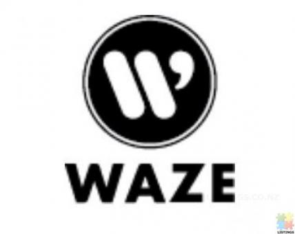 WAZE Nz (https://waze.co.nz/)