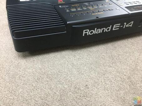 Roland E-14 Intelligent Keyboard.