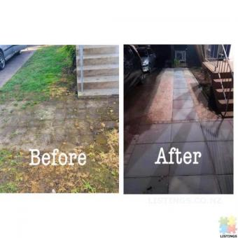 Landscaping fence repair,paving ,lawn mowing ,deck, rubbish removal, outdoor painting