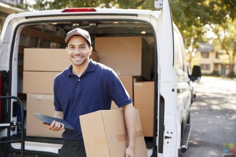 Looking for a Courier Van Driver immediately.