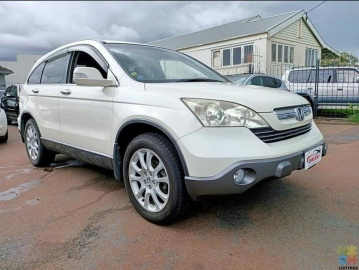 2007 Honda CR-V ZX Leather 4WD - 1/2