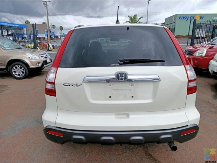 2007 Honda CR-V ZX Leather 4WD - 2/2