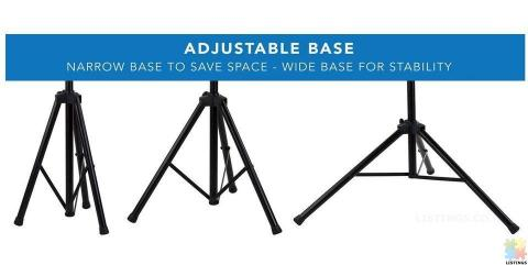 Portable Tripod TV Stand for 19-45'' Flat TV, brand new