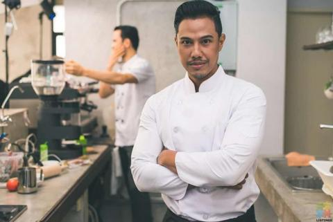 CHEF - with entrepreneurial desires