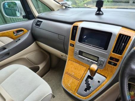 2006 Toyota alphard v
