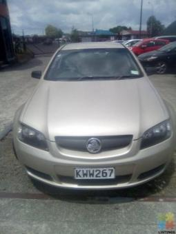 2007 Holden Commadore Omega Sedan Autou