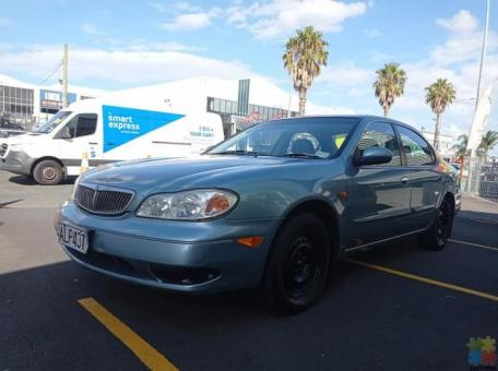 Nissan Maxima 2002 low ks
