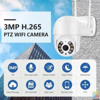 Smart wifi 3MP Camera+ 2 year warranty