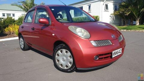 2007 Nissan March