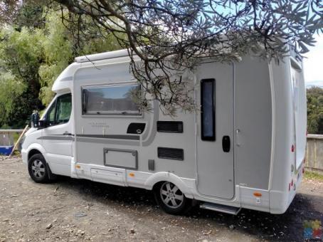 Mercedes-benz Sprinter Camper