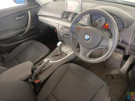 2007 BMW 116I from $36.47 weekly wairau branch
