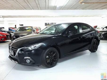 2014 Mazda axela s hybrid