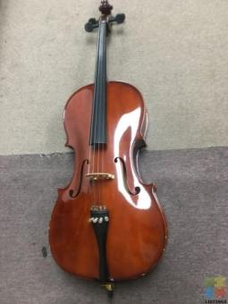 Palatino 3/4 Cello PSI-035VC with Carry Case