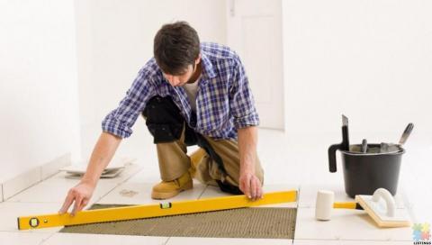 Assistant Tiler