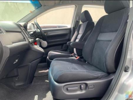 2007 Honda CR-V ZX 4WD Rev Camera $11,960+ORC 2400cc 86,481kms
