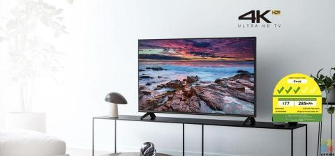 """TV 55"""" 4K (2160p) UHD"""