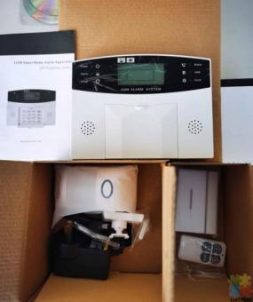Installation CCTV system and smart Alarm system