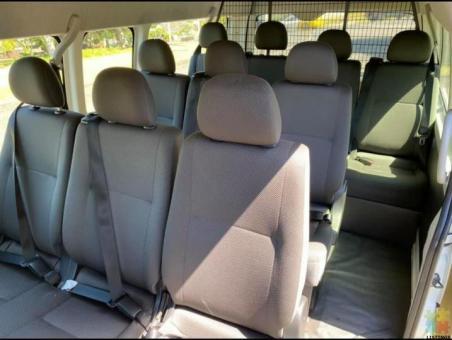 12 Seater Mini-Bus Hire