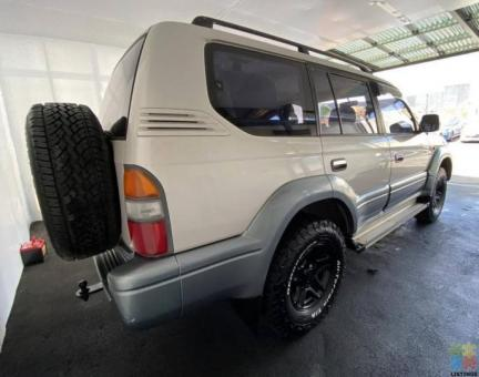 1997 Toyota Landcruiser Prado TZ Petrol - Finance Available