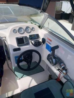 2006 Challenger 550 Fibreglass boat
