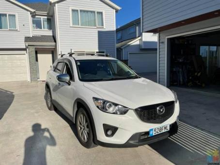 2014 Mazda CX-5 GSX AWD 2.2 diesel
