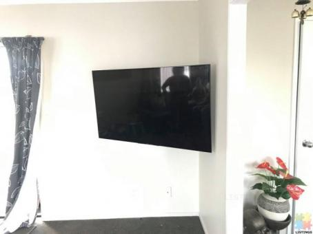 TV Wall Mount Installing, 8 years experience