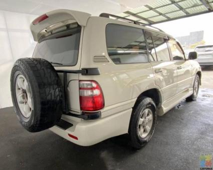 1998 Toyota landcruiser vx 100 series limited - finance available - delivery options
