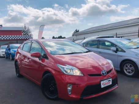 2014 Toyota prius low k's finance available