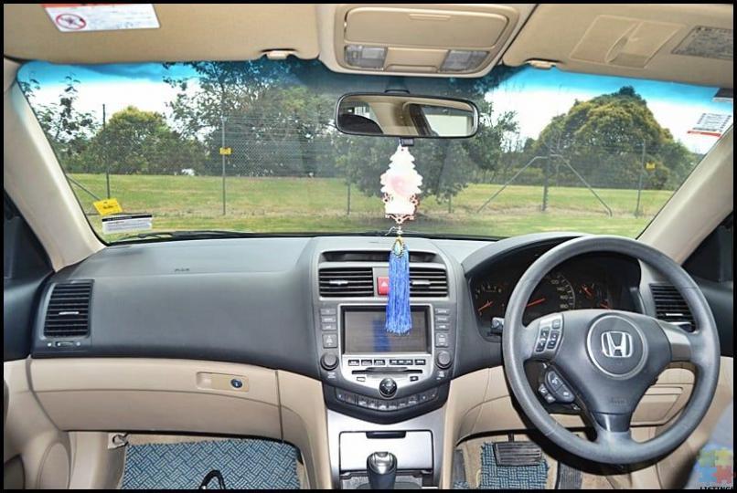 2006 Honda accord**rev camera+sporty alloy wheels** - 1/3