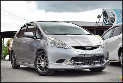 2008 Honda fit rs**rev camera+sporty alloy wheels**