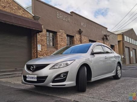 2012 Mazda Atenza/4WD/ from $84/pw/16 inch mags/only 66ks