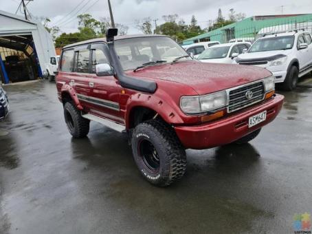 1990 Toyota Landcruiser LOW KMS