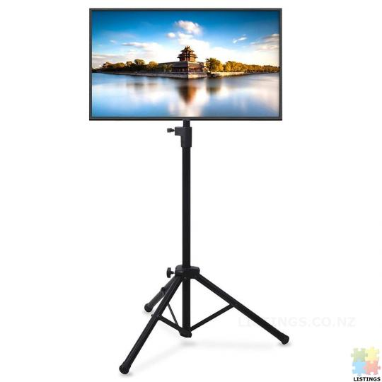 Portable Tripod TV Stand for 19-45'' Flat TV, brand new - 1/1