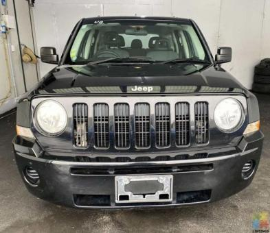 2007 Jeep Patriot 4WD Sport - Finance AVAILABLE