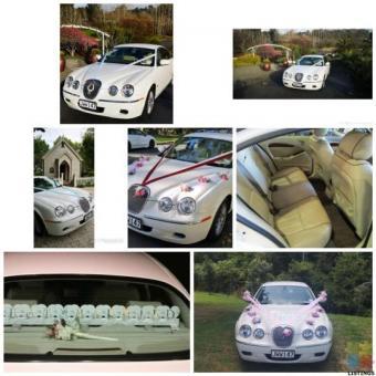 Wedding car chauffeur service