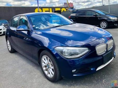 BMW 116I 2012 Sports New Shape