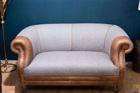 Albert Small Sofa – Cal Tan