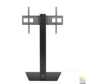 Floor Glass TV Stand for 32-60'' Flat TV