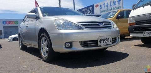 Toyota Allion 2004 - Low Kms