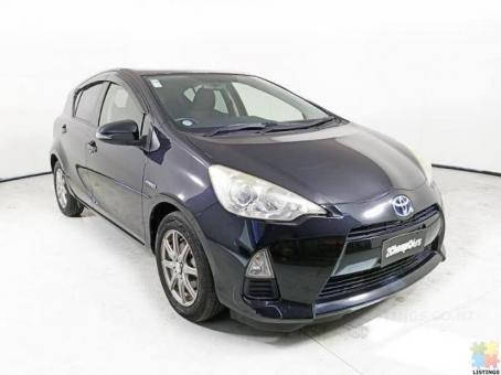 2013 Toyota aqua (81426)