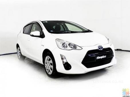 2015 Toyota aqua (52419)
