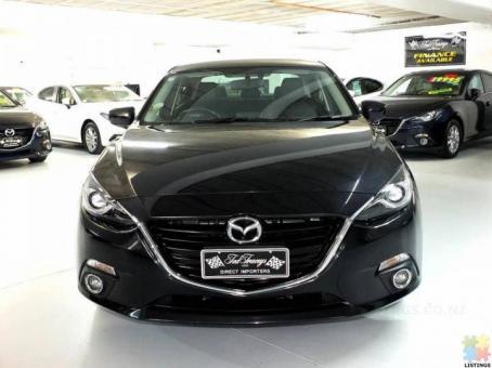 2014 Mazda axela sl hybrid