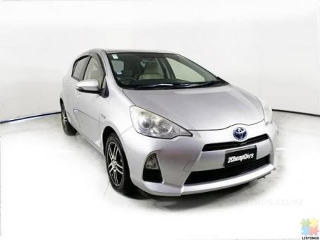 2012 Toyota aqua (25773)