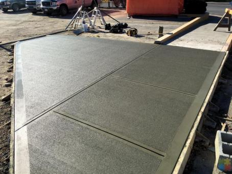 Concrete Placer/Finisher