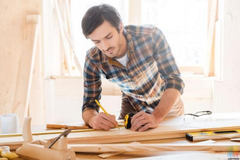 Carpenter/Builder and Hammerhand required